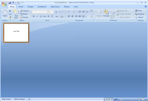 tutorial for powerpoint 2007 powerpoint view powerpoint view 171 introduction