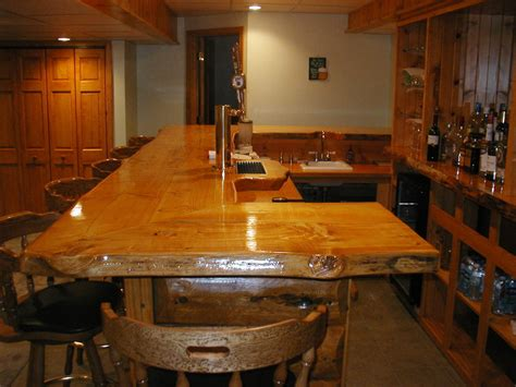 basement bar tops bar top ideas basement crowdbuild for