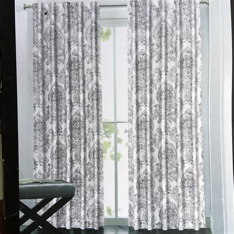 quatrefoil curtains taupe quatrefoil curtains