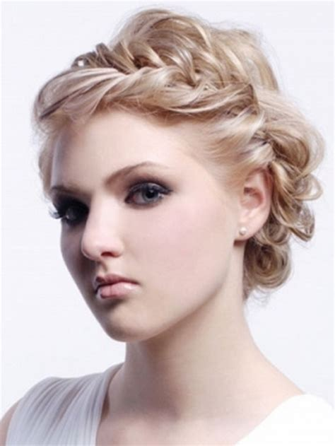 evening hairstyles shoulder length hair prom hairstyles for shoulder length hair