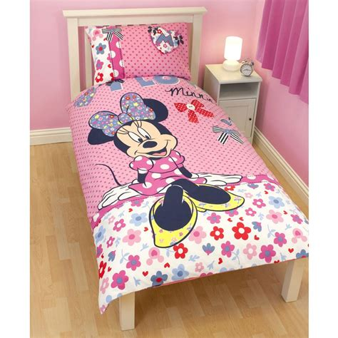 minnie mouse bedding disney minnie mouse bedding bedroom accessories free p