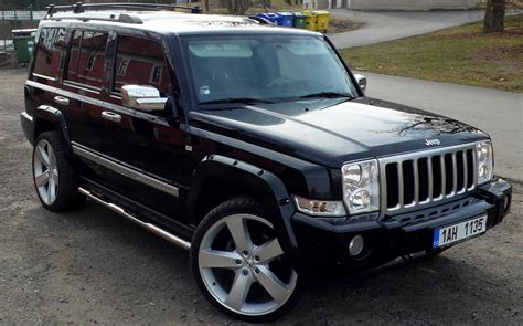 Commander Jeep 2008 2008 Jeep Commander Information And Photos Zombiedrive