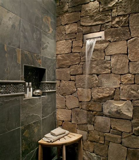 1000 ideas about river rock shower on pinterest rock likewise bathroom design with river rock on rock bathroom