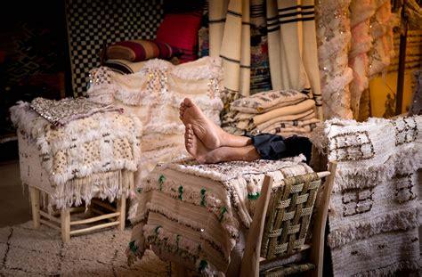 rug vendors marrakech rug vendor sleeping light and matter