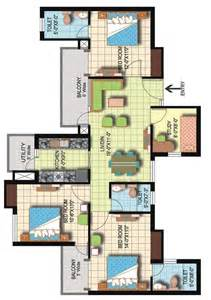 Amrapali Silicon City Floor Plan 8826848404 Amrapali Silicon City Sector 76 Noida Project
