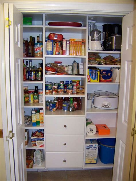 kitchen closet shelving ideas kitchen pantry pantry pinterest
