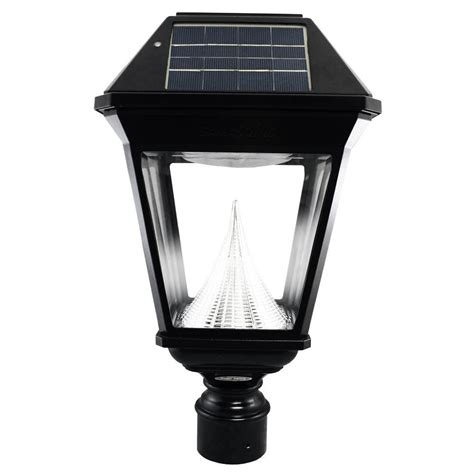 modern solar l post hsn solar lights solar l post lights outdoor hsn l