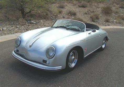 1957 porsche speedster 1957 porsche speedster convertible re creation 61508
