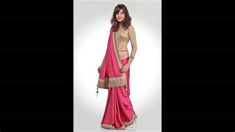 sleeve saree blouse
