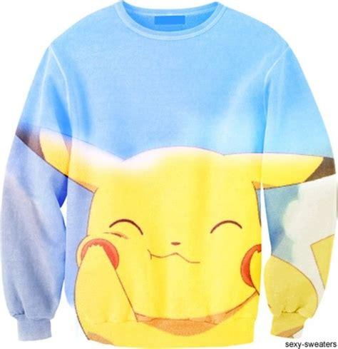sweater pikachu britain wheretoget