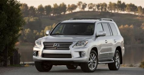Top Lx 625 2012 lexus lx570 new look more tech and lower price