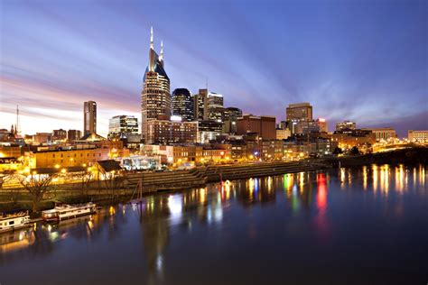 Nashville Nights And Lights With Dinner Buffets In Nashville