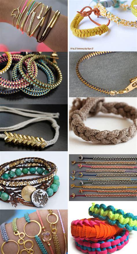 Easy Craft Ideas For Home Decor by Top 10 Bracelet Tutorials Best Diy Friendship Bracelets