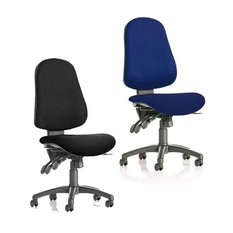 Office Chairs With Lumbar Support Quot Air Quot Lumbar Support Office Chair Aj Products Ireland