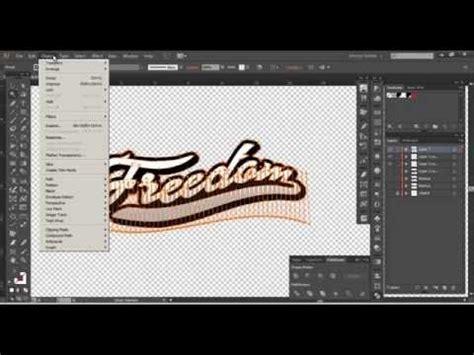 script lettering tutorial illustrator photoshop illustrator custom script lettering font