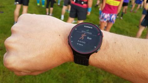 garmin forerunner 235 review | techradar