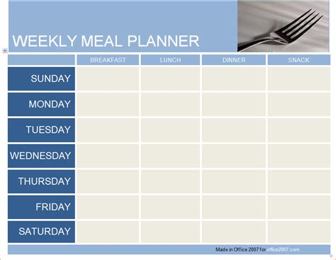 daily meal planner template 4 daily meal planner template ganttchart template