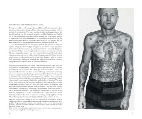 Russian Prison Tattoos And Their Meanings My Tattoo Meanings Prison Meanings