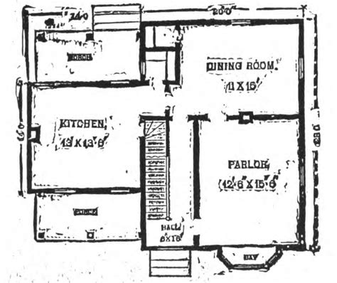 19th century floor plans 19th century house plans 19th century mansion house plans