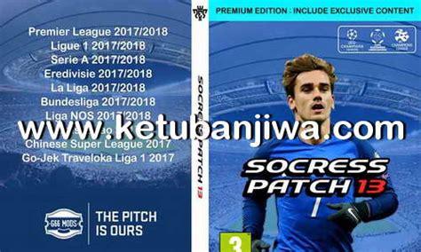 Pes 2013 Summer Transfer 2018 Liga Gojek Cfw Ofw Ps3 pes 2013 socress patch 13 season 2017 2018