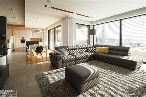 timeless minimalist family home  light wood  white