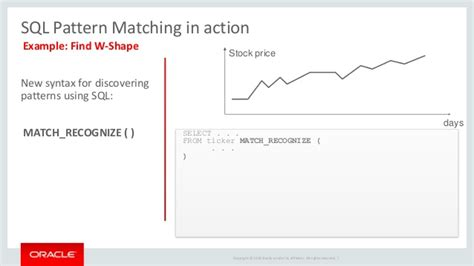 pattern matching oracle oracle big data y database analytics jordi trill