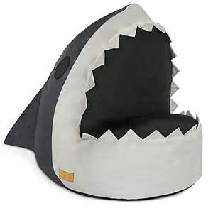 Shark Bean Bag Buy Shark Lounger Bean Bag Cover From Bed Bath Beyond