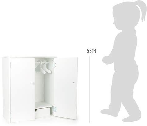 armadio per bambole armadio delle bambole bianco