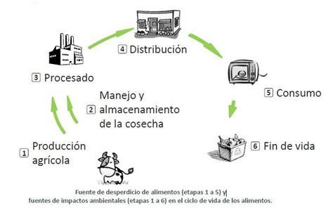 cadenas de suministro definicion desperdicio de comida gesti 243 n de residuos soluciones