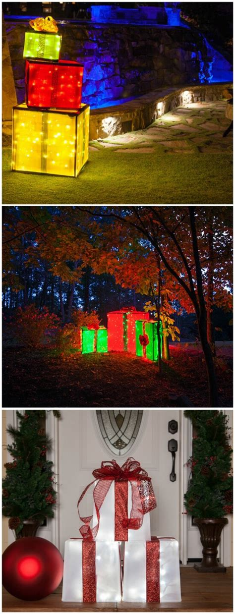 diy lighted lawn decorations 20 impossibly creative diy outdoor decorations diy crafts