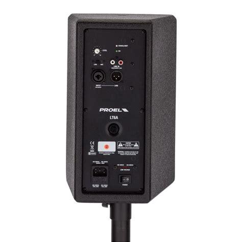 Speaker Aktif Fender jual speaker aktif proel lt6a primanada