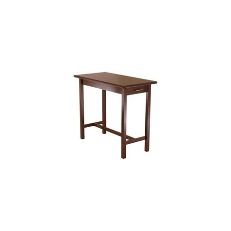 kitchen cart table winsome island table w drawers walnut kitchen cart ebay