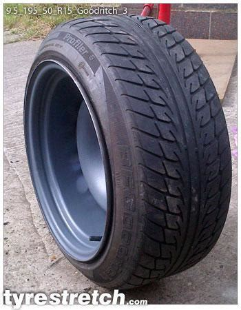 tyrestretch.com 9.5 195 50 r15 | 9.5 195 50 r15 goodritch 3