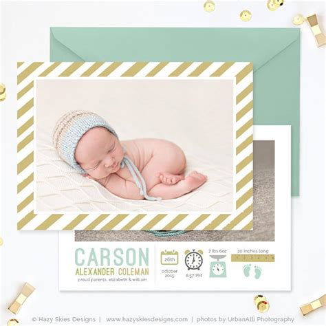 free birth announcement templates free birth announcement template