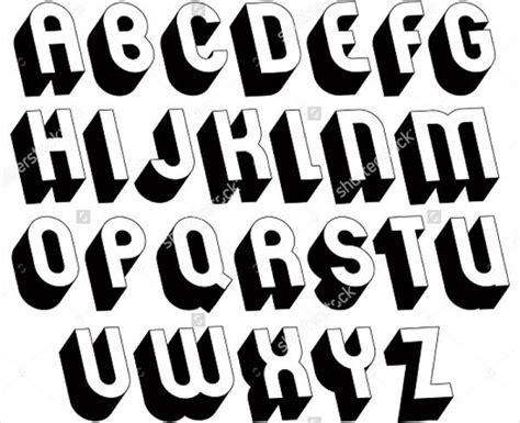 bold letters  sample  format