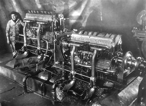 Br 233 Guet Bugatti 32a And 32b Quadimoteurs Old Machine Press