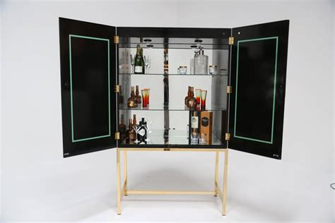 Cocktail Cabinet Bar by Bar Cocktail Cabinet By Mastercraft At 1stdibs