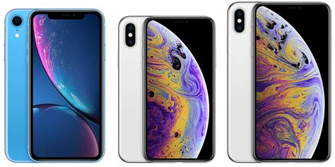 iphone xr iphone xs  iphone xs max  apple changed venturebeat