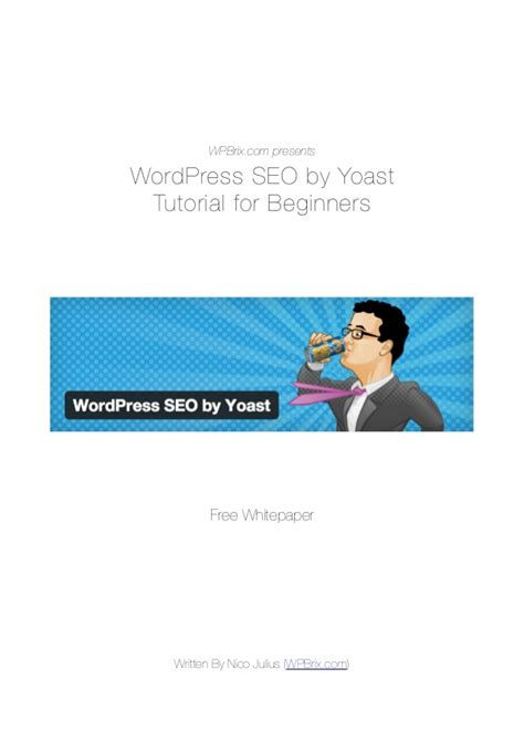 tutorial wordpress seo by yoast wordpress seo by yoast tutorial for beginners