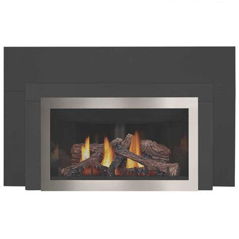 napoleon inspiration zc gas fireplace napoleon gdizc n basic gas fireplace insert w