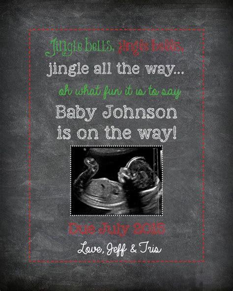 Best 25  Holiday pregnancy announcement ideas on Pinterest