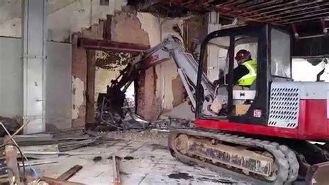 Interior Demolition by 20150116 110318 2015 01 16 Olympia Building Interior