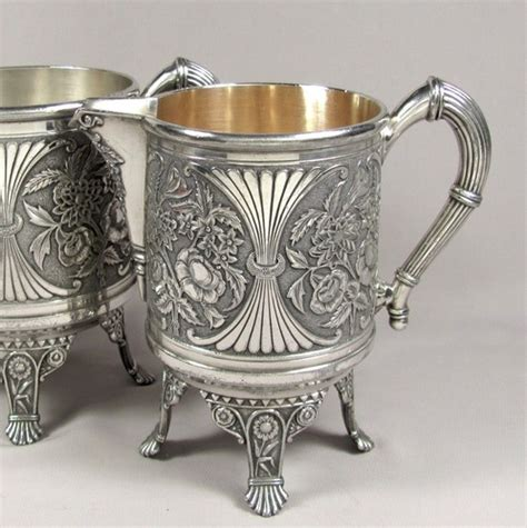 tufts and pompadour antiques collectibles creamer
