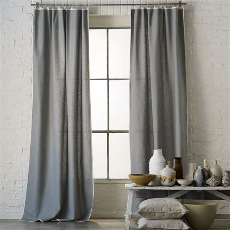 west elm curtain panels grey curtains west elm studio apt pinterest