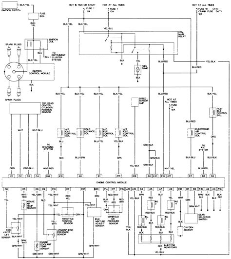 1988 honda accord wiring diagram agnitum me