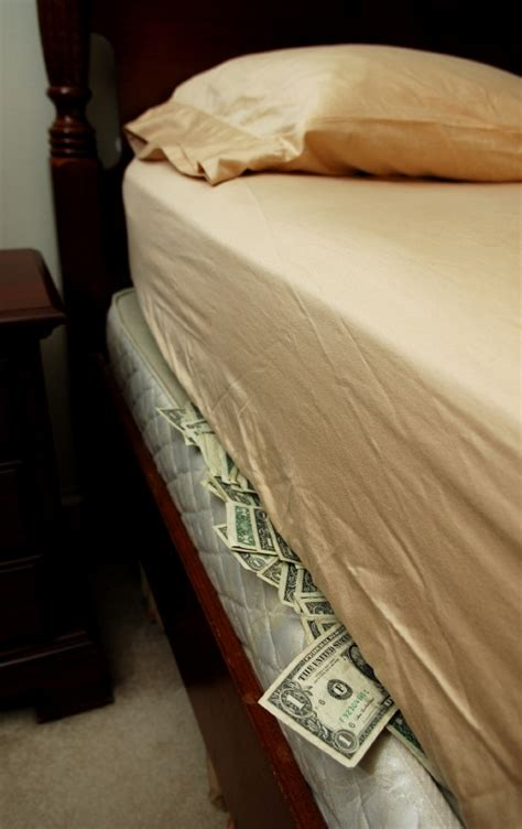 money bed under bed money money never sleeps pinterest