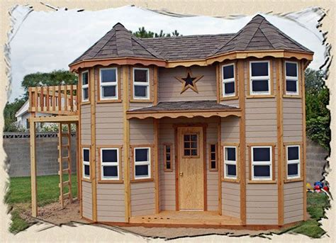 143 best images about playhouses for kids on pinterest