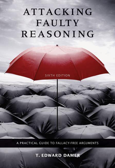Buku Critical Reasoning A Practical Introduction 2nd Ed Repro attacking faulty reasoning 9781133049982 cengage