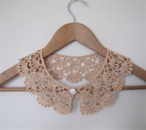 pattern crochet lace collar 948 best images about crochet collars yokes inserts on