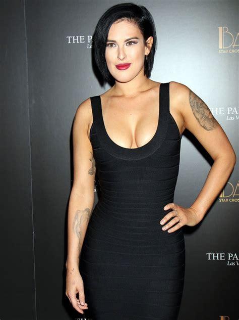 Rumer Willis Likes Putting Condoms In by My Parents Always Knew That I Wanted To By Rumer Willis